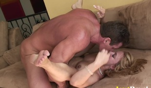 Sloppy facial for a pulchritudinous beauteous Kirra Kynne