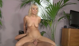 Tarzan has oral fun with powered fuck connect with