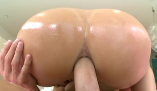Katja Kassin ass made of anal making out
