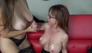 Playing regarding Huge Tits MINDI MINK