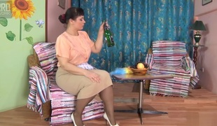 MaturesAndPantyhose Video: Kathleen B and Nicholas