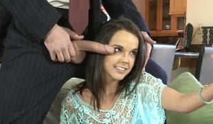 Dillion Harper is a wonderful peach that tush amuse gentleman
