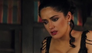 Salma Hayek added to Penelope Cruz hang paper porn