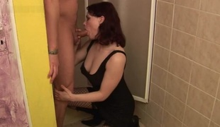 Shower Guy Gives Extensively A Golden Shower  - PornXn