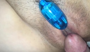 Amateur sex toys make me horny when I fuck regarding my bf
