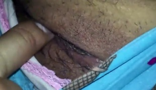 Pussy Skunk Even After Cumming Dominant