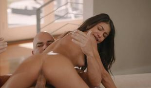 Deucedly in heaven's name Latina Veronica Rodriguez Seduced Wits Stepdad